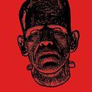 Frankenstein Alternative Design by Hypnogoria