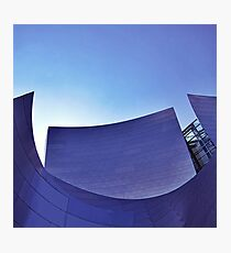 Walt Disney Concert Hall #2. Photographic Print