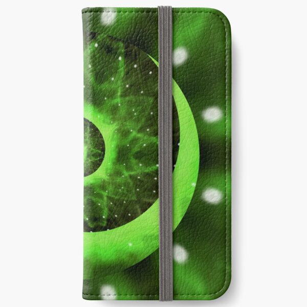Imagine The Answer Is Inside You iPhone Wallet