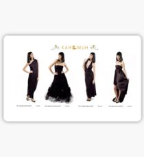 Fashion Look Book Example   Sticker