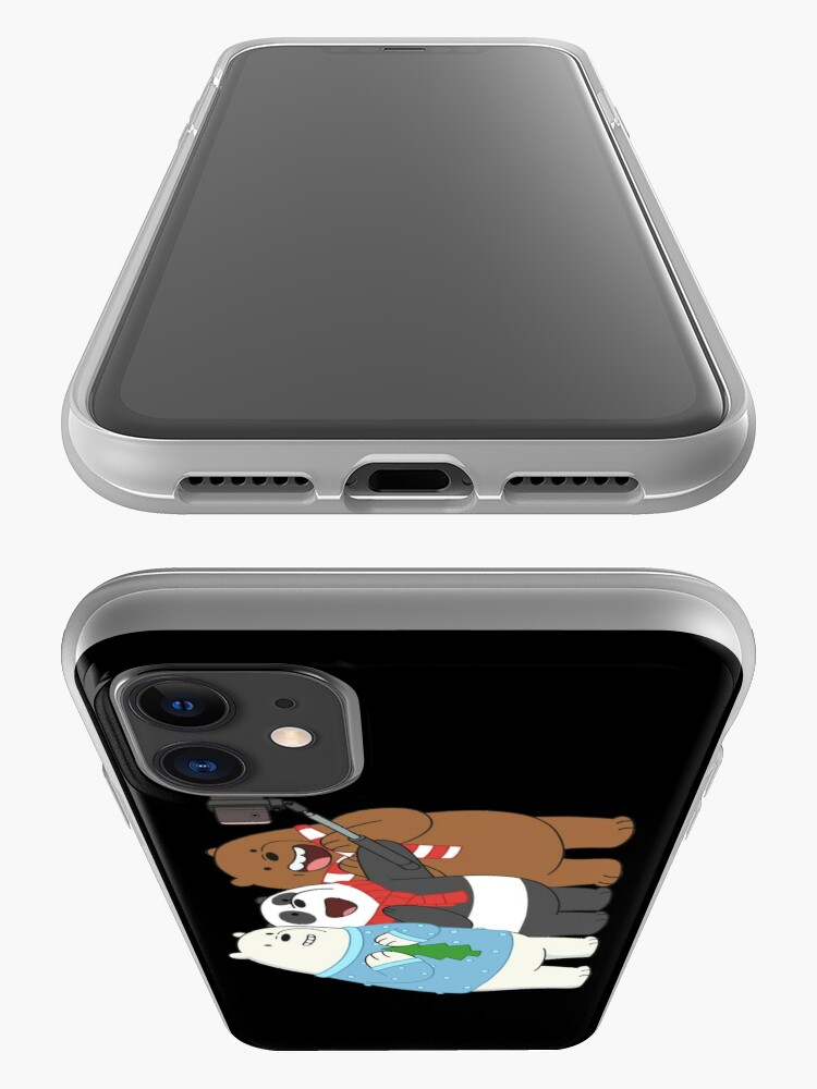 Alternate view of We Bare Bears iPhone Case & Cover