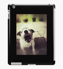 Angry Jack Russell iPad Case/Skin