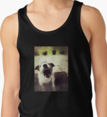 Angry Jack Russell Tank Top