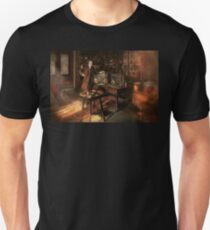 Steampunk - The time traveler 1920 T-Shirt