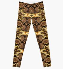 Brocade Leggings