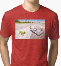 Bygones Tri-blend T-Shirt