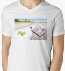 Bygones V-Neck T-Shirt