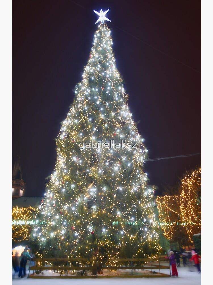 Christmas tree by gabriellaksz