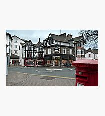 Bowness on Windermere Photographic Print