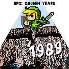RPGGY 1989 Season 1 Logo by RPGGY