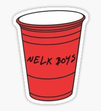 NELK BOYS SOLO CUP Sticker