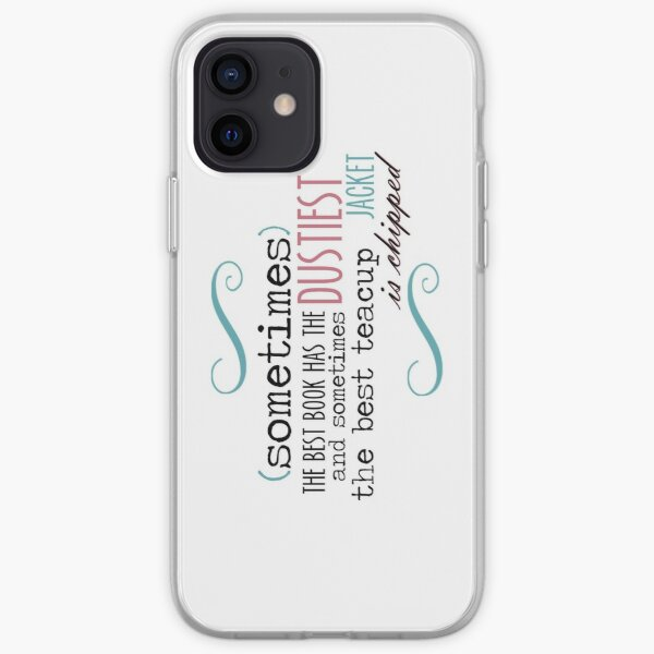A Chipped Cup iPhone Soft Case