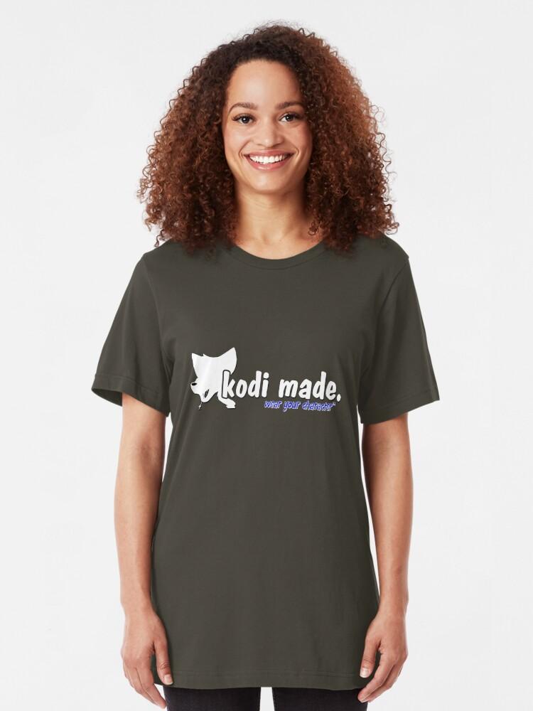 Alternate view of Kodimade Slim Fit T-Shirt