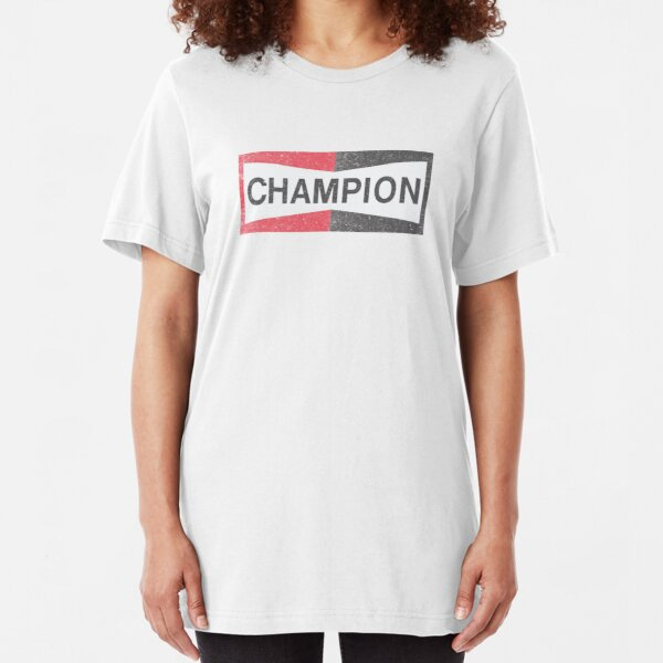 Vintage Brad Pitt Champion's Slim Fit T-Shirt