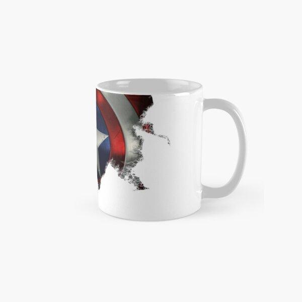 Captain A break through Classic Mug