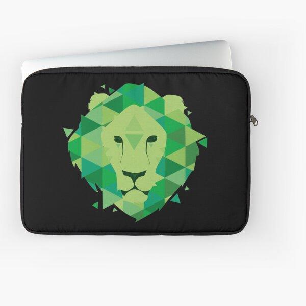 The Lion Housse d'ordinateur