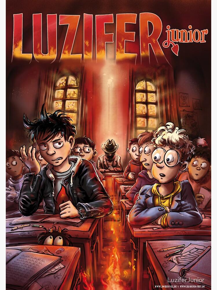 COVER 6 von LuziferJunior