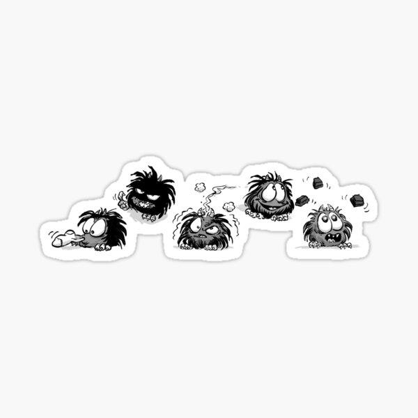 MULTIPLE CORNIBUS  Sticker