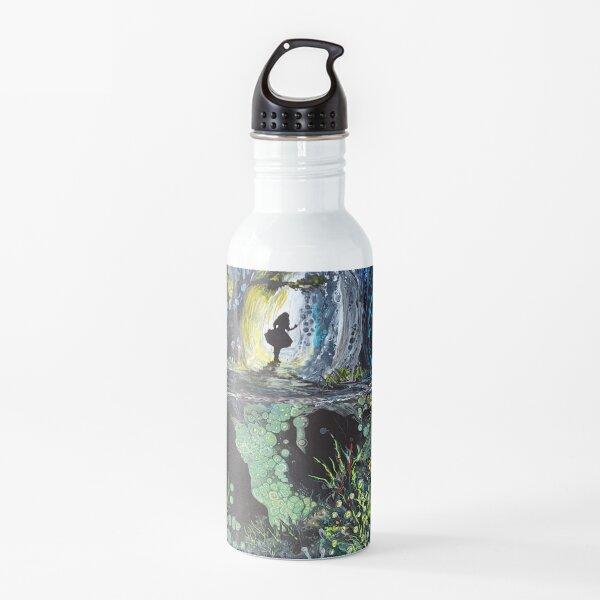 Alice in Wonderland Water Bottle