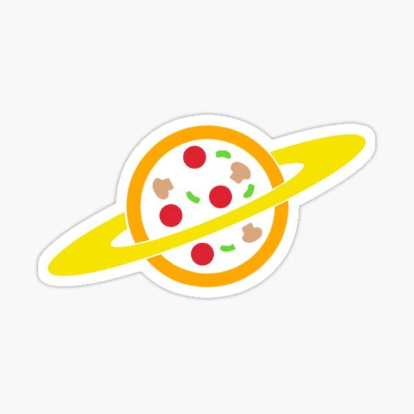 Pizza Planet Uniform Sticker