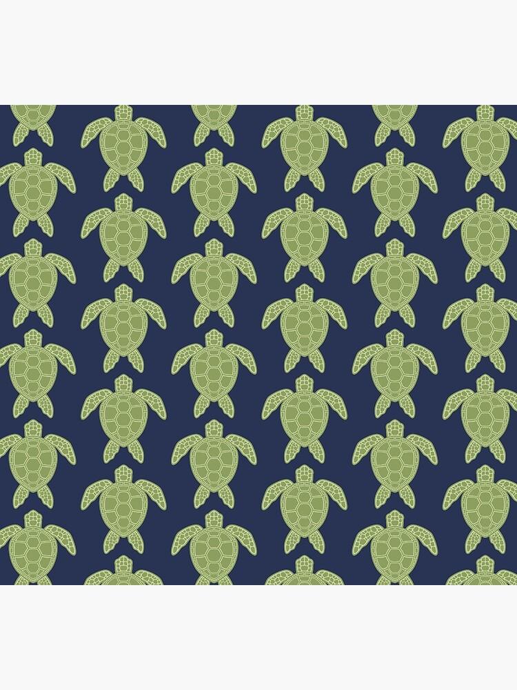 Green Sea Turtle Design by fizzgig