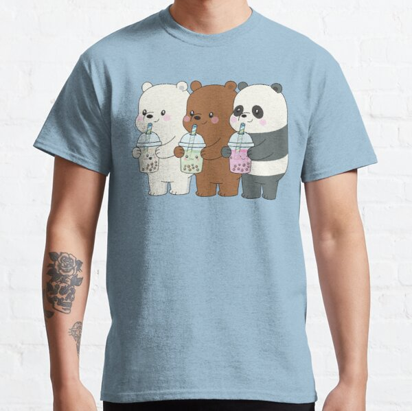 We Bare Bears Classic T-Shirt