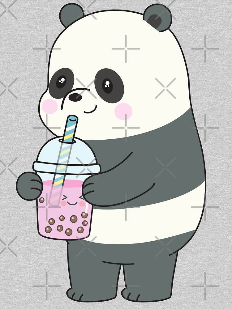 Panda by plushism