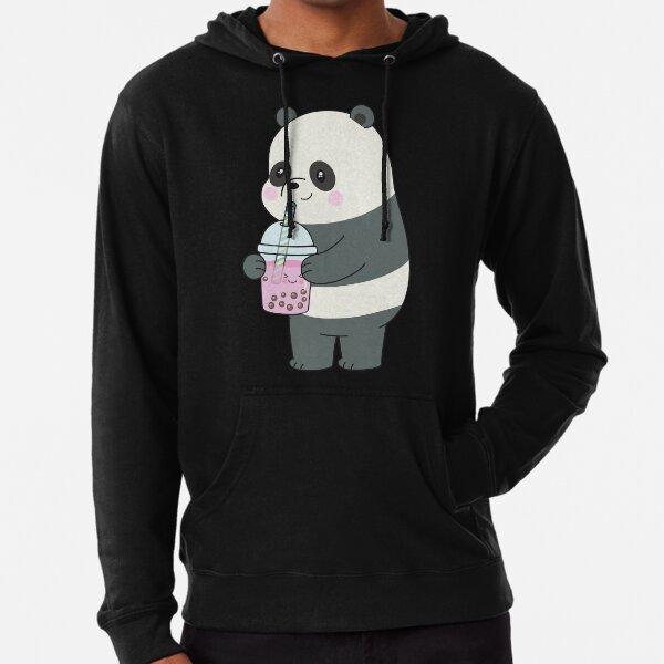 Panda Lightweight Hoodie