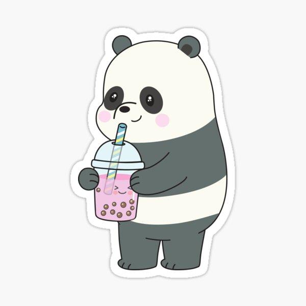 Cute Baby Panda Stickers Redbubble