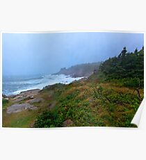 Cape Breton Storm Poster