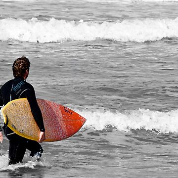 Surfer by Chavy-Voodoo