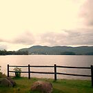 Island Pond Vermont by Chelei