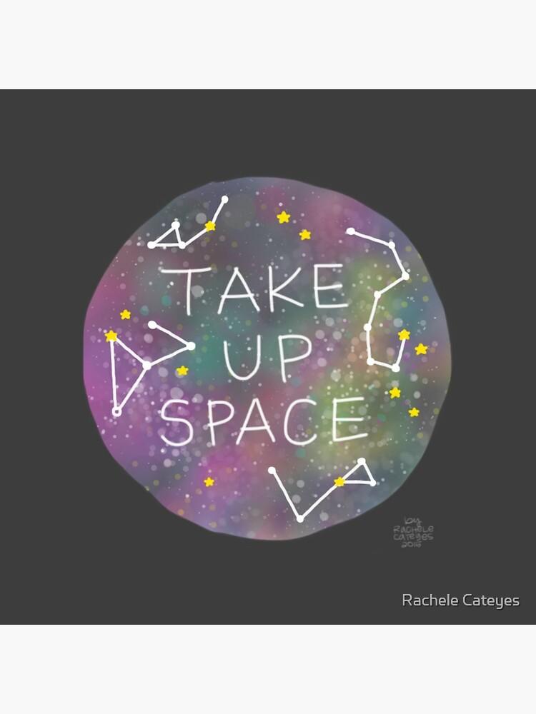 Take Up Space by glorifyobesity