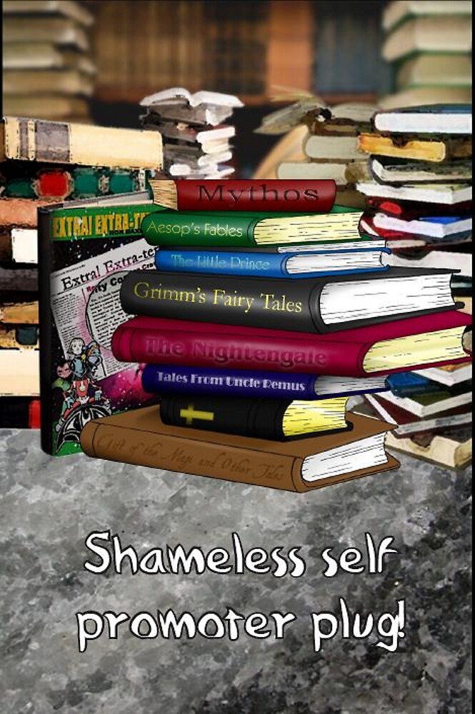 Shameless Self-promotion by RONBAXLEYJR
