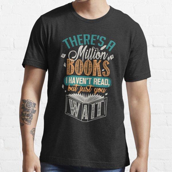 Million Books Essential T-Shirt