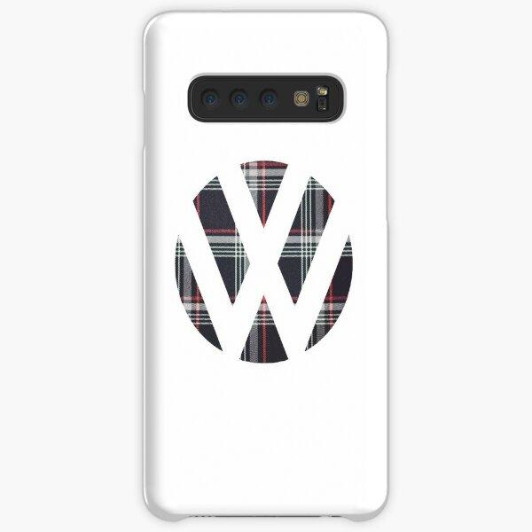 VW Clark Plaid GTI Polo Golf MK7  Samsung Galaxy Snap Case