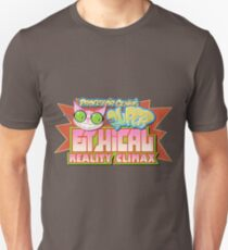 Professor Genki's Super Ethical Reality Climax Unisex T-Shirt