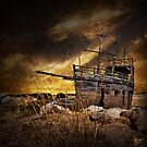 Where There Be A Sea There Be Pirates by John Bullen