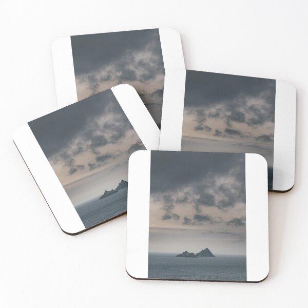 Skellig Islands Coasters (Set of 4)