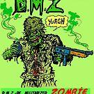 D.M.Z ! by mattycarpets
