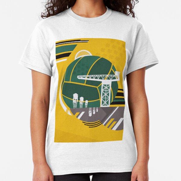 Glasgow Poster  Classic T-Shirt