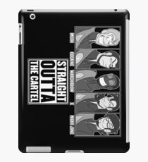 Straight Outta The Cartel iPad Case/Skin