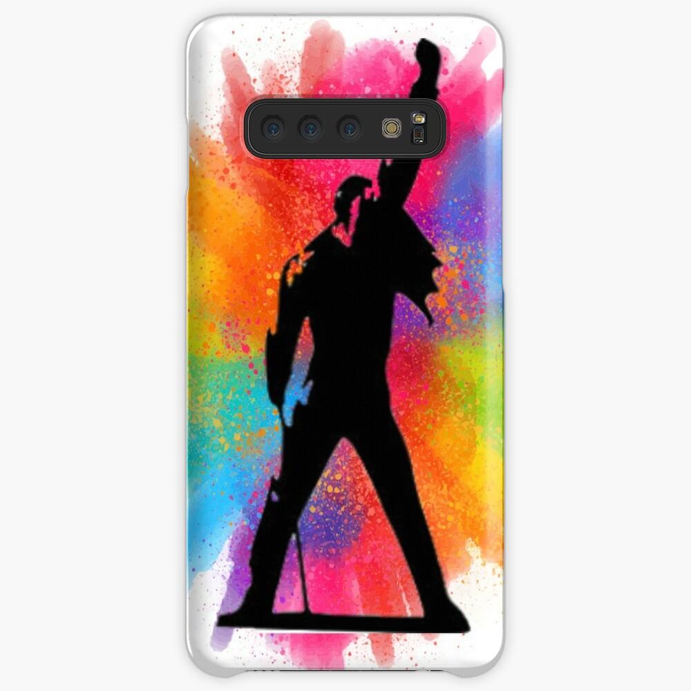 Orgullo de Freddie Mercury Funda y vinilo para Samsung Galaxy