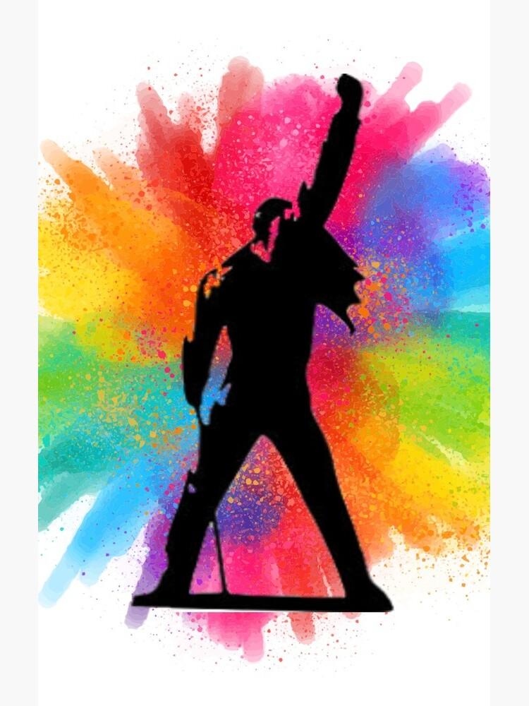 Orgullo de Freddie Mercury de XcaroX