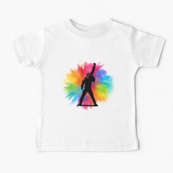 Fierté de Freddie Mercury T-shirt bébé