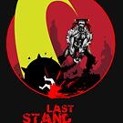 Last Stand in Hell - the Hammerhead by Simon Sherry