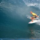 Kelly Slater's Ten Point Ride by kevin smith  skystudiohawaii