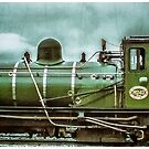 Steam in Wales  by bywhacky