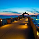 """Peer To Forever"" - Pier 60 on Clearwater Beach Florida by ArtThatSmiles"