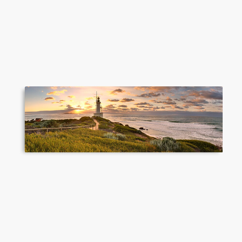 Point Lonsdale Lighthouse, Australia Canvas Print